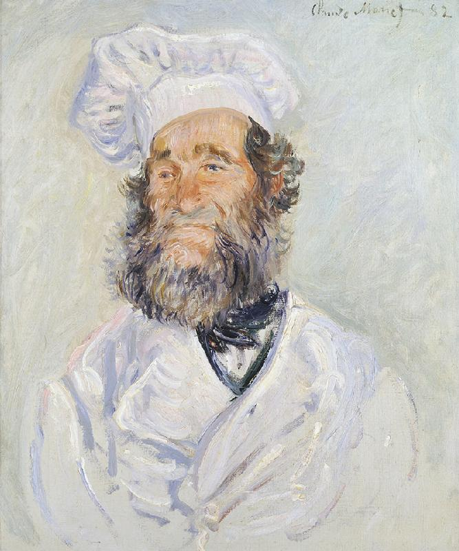Art & foods Claude Monet