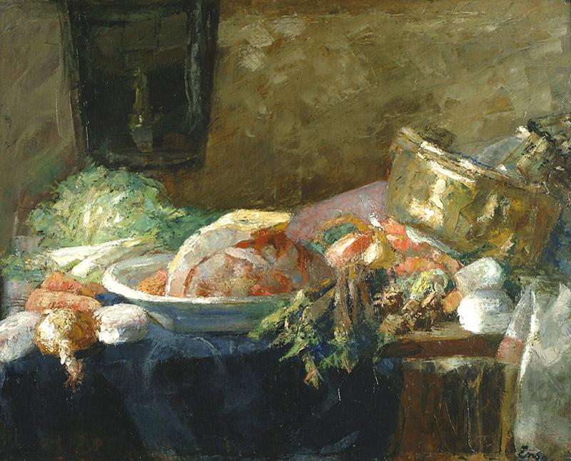 Art & foods James Ensor